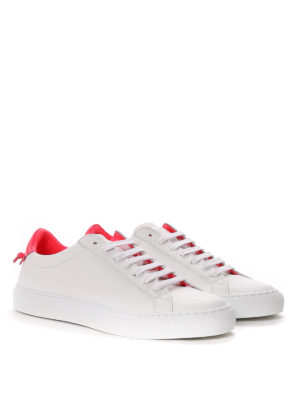 Givenchy: trainers online - Contrasting detail sneakers
