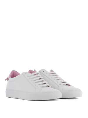 Givenchy: trainers online - Knots detailed leather sneakers