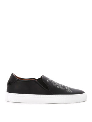 Givenchy: trainers - Street Skate III slip-ons
