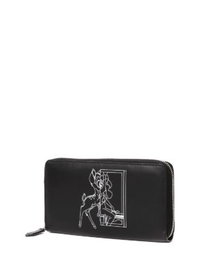 Givenchy: wallets & purses online - Pandora Bambi® zip around wallet