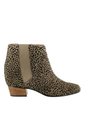 Golden Goose: ankle boots - Dana haircalf ankle boots