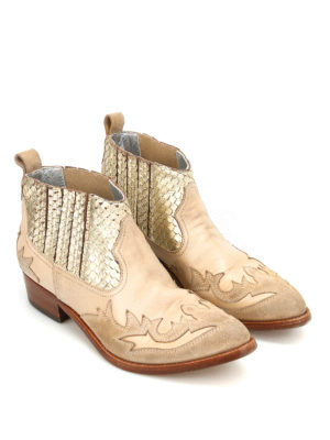 Golden Goose: ankle boots online - Victory cowgirl boots