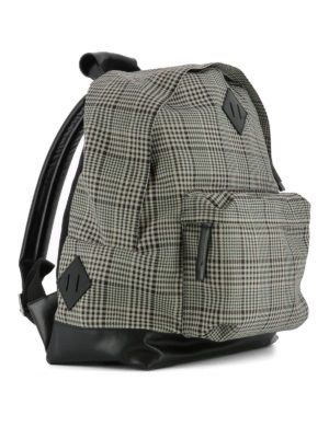 Golden Goose: backpacks online - Combo check print backpack