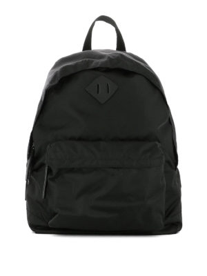 Golden Goose: backpacks - Tonal patch nylon backpack