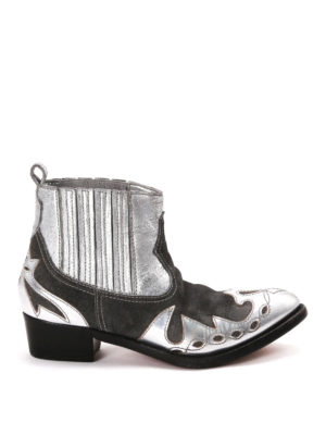 Golden Goose: boots - Clara booties