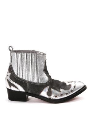 Golden Goose: boots - Clara booties