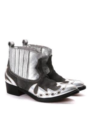 Golden Goose: boots online - Clara booties