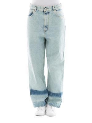 Golden Goose: Boyfriend online - Stone wash bleached boyfriend jeans