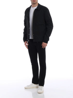 Golden Goose: casual jackets online - Mika techno pique versatile jacket