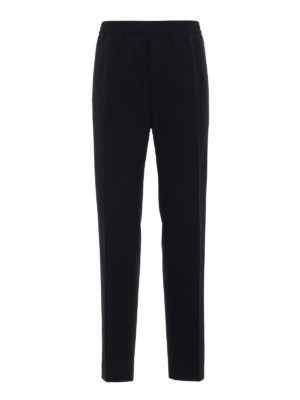 Golden Goose: casual trousers - Lyman formally look black trousers