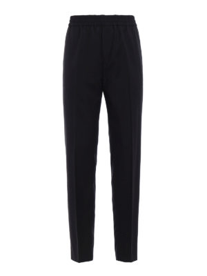 Golden Goose: casual trousers - Lyman wool trousers