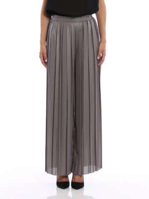 Golden Goose: casual trousers online - Farrah pleated trousers