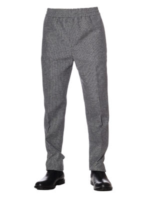 Golden Goose: casual trousers online - Lyman cotton and wool trousers