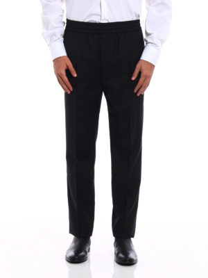 Golden Goose: casual trousers online - Lyman wool trousers