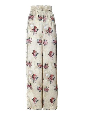 GOLDEN GOOSE: pantaloni casual - Pantaloni palazzo Sophie
