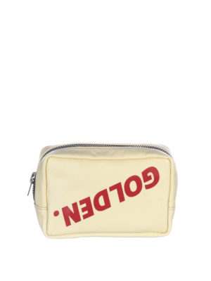Golden Goose: clutches - Jam Bag printed handbag