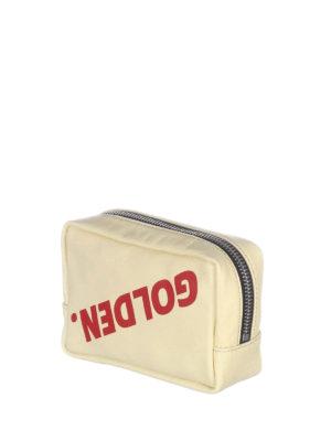 Golden Goose: clutches online - Jam Bag printed handbag