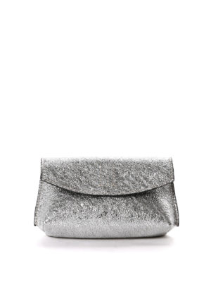 Golden Goose: clutches - The Flap clutch