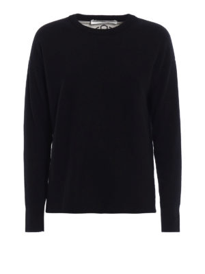 Golden Goose: crew necks - Double merino wool sweater