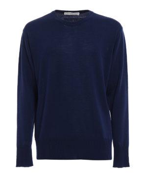 Golden Goose: crew necks - Lloyd merino sweater