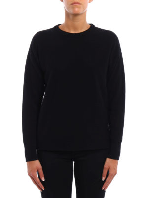 Golden Goose: crew necks online - Double merino wool sweater