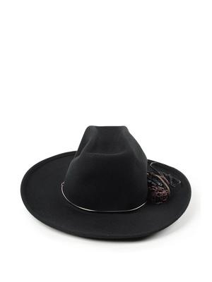 Golden Goose: hats & caps online - Tango Paris hat