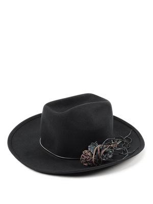 Golden Goose: hats & caps - Tango Paris hat