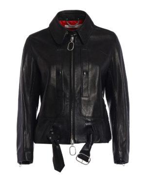 Golden Goose: leather jacket - Vania soft leather jacket