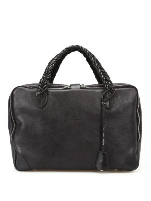 Golden Goose: Luggage & Travel bags - Equipage M/M leather handbag