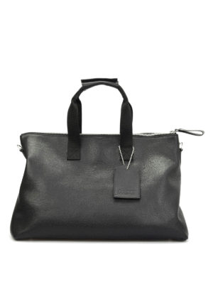 Golden Goose: Luggage & Travel bags - Grained leather travel bag