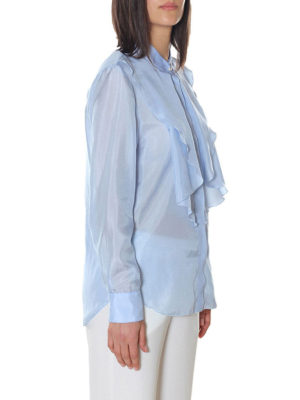 GOLDEN GOOSE: camicie online - Camicia Nynpha in seta