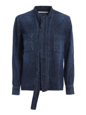 Golden Goose: shirts - Chicago denim shirt