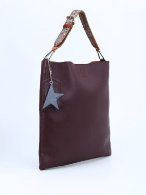 Golden Goose: shoulder bags online - Carry Over hobo bag