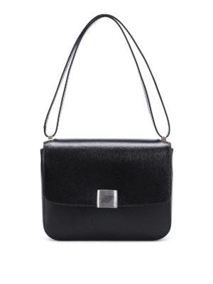 Golden Goose: shoulder bags - Valentina structured leather bag