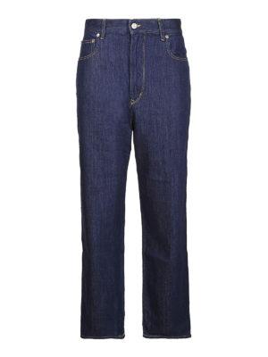 GOLDEN GOOSE: jeans dritti