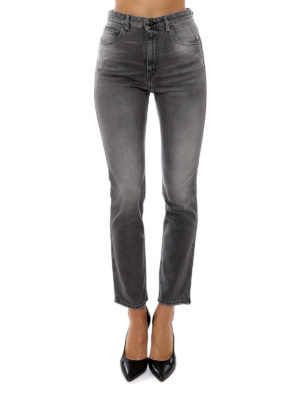 Golden Goose: straight leg jeans online - Faded jeans