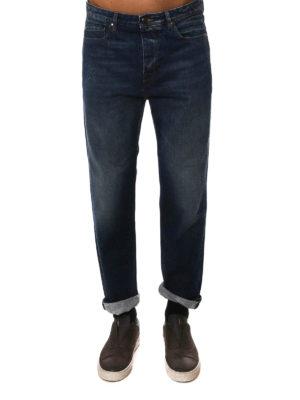 Golden Goose: straight leg jeans online - Golden Happy loose fit jeans