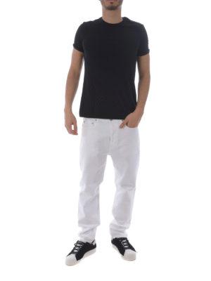 Golden Goose: straight leg jeans online - Super Happy jeans