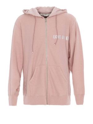GOLDEN GOOSE: Sweatshirts und Pullover - Sweatshirt - Rosa