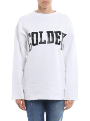 Golden Goose: Sweatshirts & Sweaters online - Raw cut sweatshirt