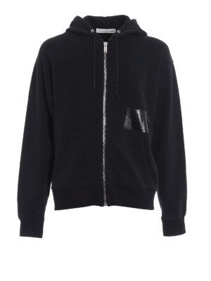 Golden Goose: Sweatshirts & Sweaters - Peyton black hoodie
