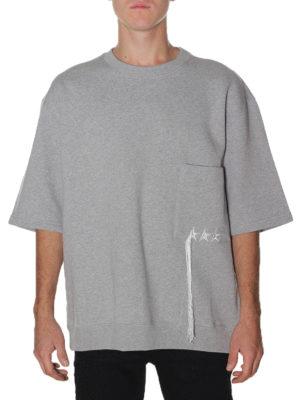 Golden Goose: t-shirts online - Peter oversize boxy T-shirt