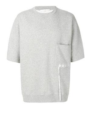 Golden Goose: t-shirts - Peter oversize boxy T-shirt