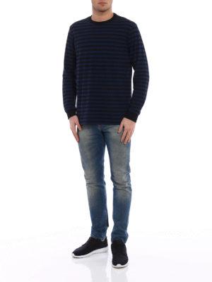 Golden Goose: Tops & Tank tops online - Herbert long sleeves T-shirt