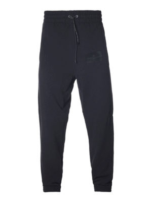 GOLDEN GOOSE: pantaloni sport - Pantaloni della tuta Sam neri