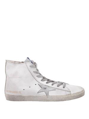 Golden Goose: trainers - Francy high-top sneakers