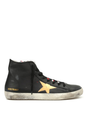 Golden Goose: trainers - Francy Special Flag sneakers