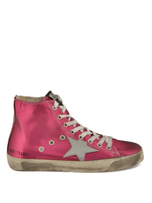Golden Goose: trainers - Francy tech fabric sneakers