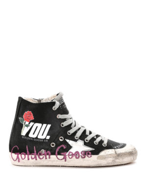 Golden Goose: trainers - Francy trainers