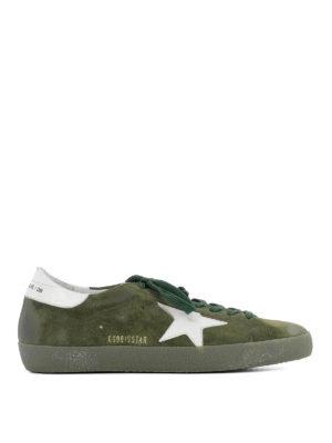 Golden Goose: trainers - Multicolour Superstar sneakers